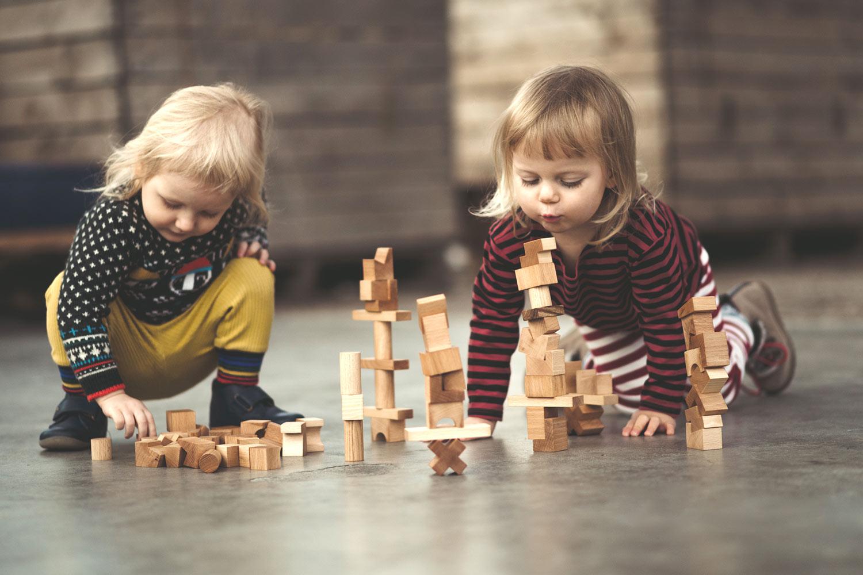 Spielsachen und Kuscheltiere